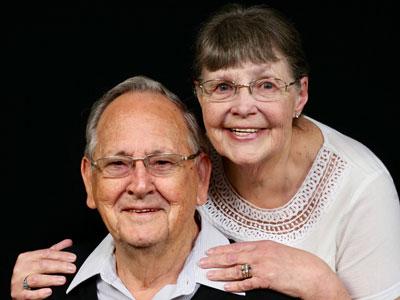 Harold and Maryann Hancock