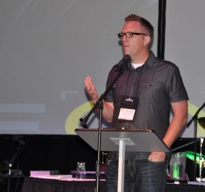 Church planter Andy Sikora talking about Renew Communities.
