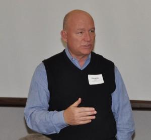 Denny Miller, senior pastor of Emmanuel Community Church (Fort Wayne, Ind.), is the Director of Clusters.