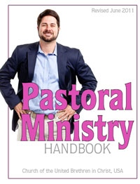 Pastoral Ministry Handbook
