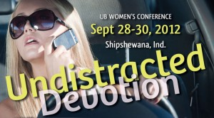 2012 UB Women's Conference