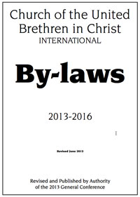 UB International Governing documents 2013+