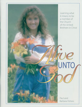 Alive Unto God member training booklet