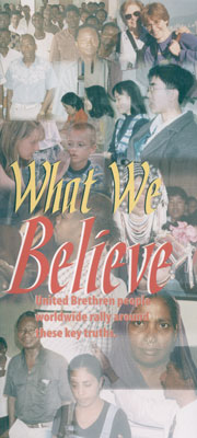 What We Believe Booklet