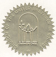 United Brethren Gold Seal